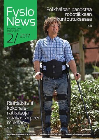 Folkhälsan Panostaa Robotiikkaan Kuntoutuksessa - Folkhälsan