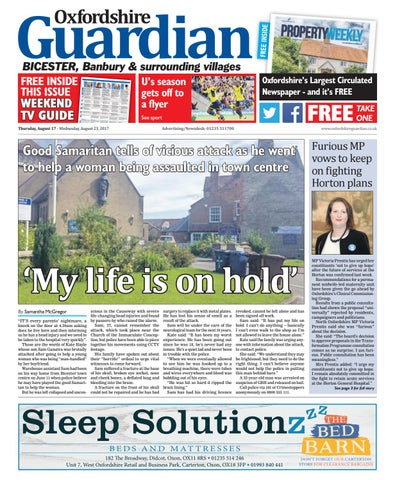 f19c5a19d09 17 august 2017 oxfordshire guardian bicester by Taylor Newspapers ...