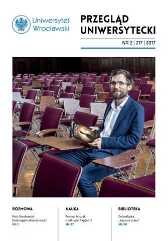 Przegląd Uniwersytecki (Wrocław) R.23 Nr 2 (217) 2017 by Uniwersytet ... d3644b3c8e16