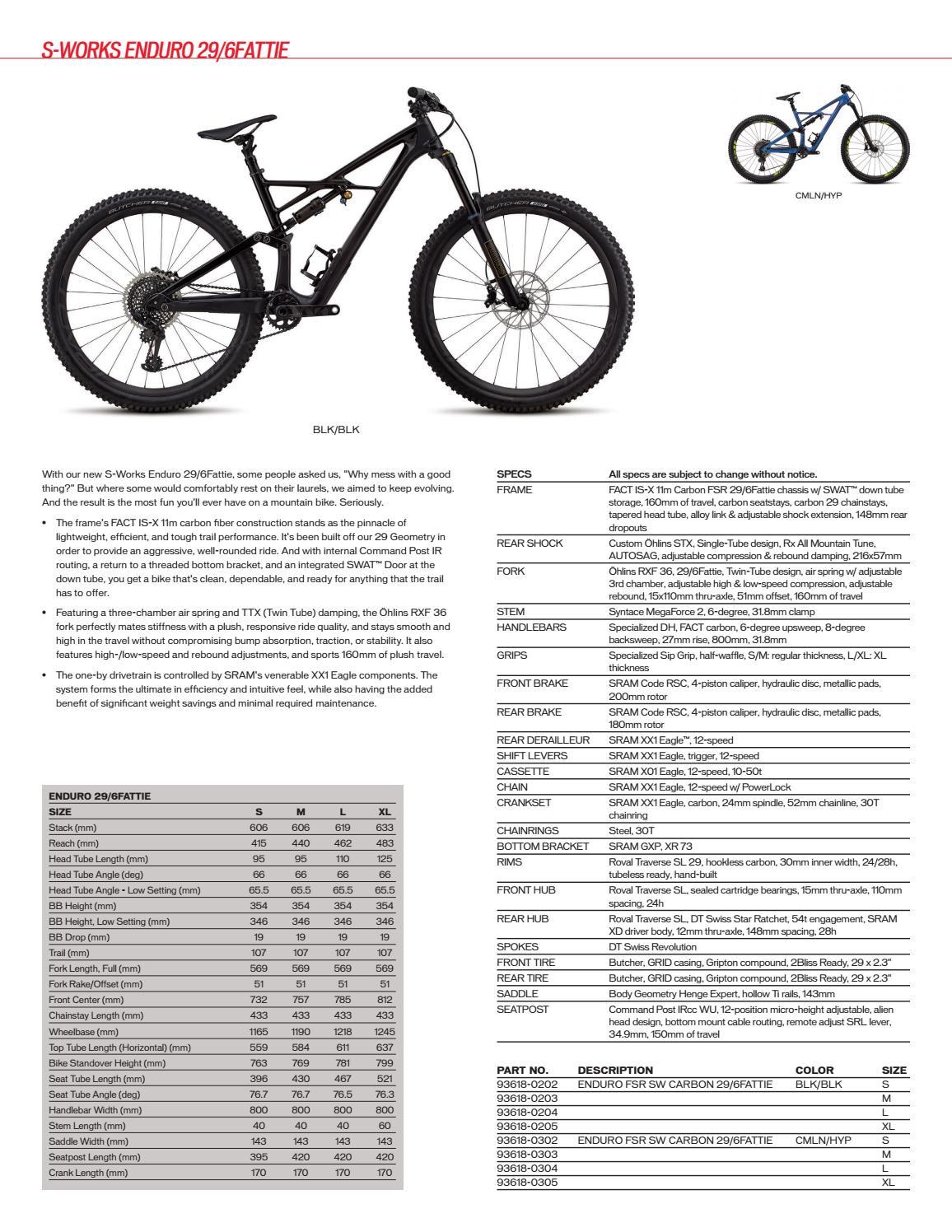 Specialized Enduro 2018 by BikeMTB net - issuu