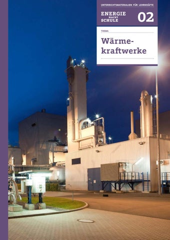Wärmekraftwerke - Heft 02 by BDEW - issuu