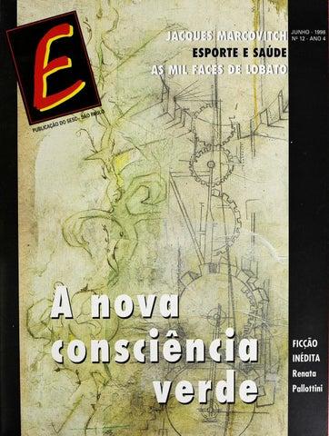168a5e58220f2 Revista E - Junho de 1998 - ANO 4 - Nº 12 by Sesc em São Paulo - issuu