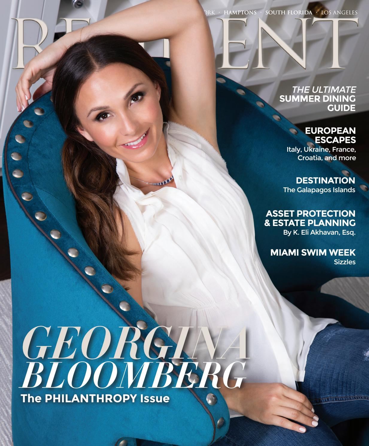 ls mag pimpandhost.com1 $$) Resident Magazine August 2017 Issue - Georgina Bloomberg by Resident  Magazine - issuu