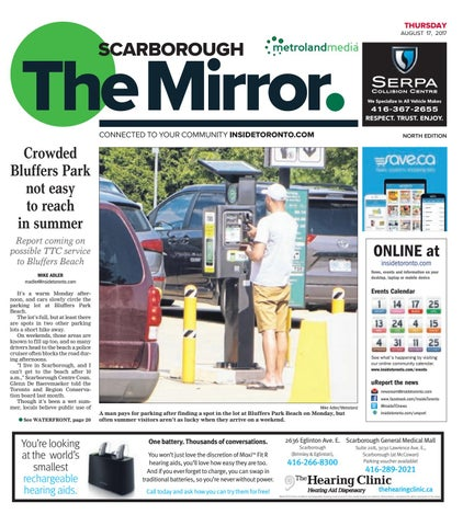 The Scarborough Mirror North August 17 2017