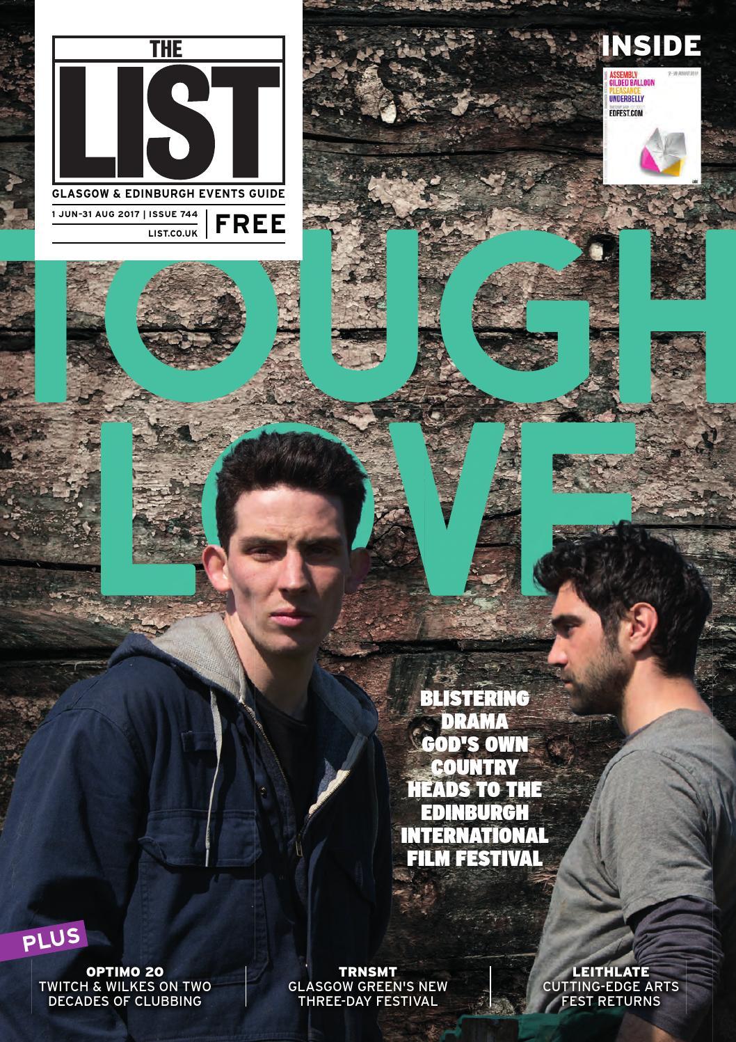 fb4ef9bb7 Issue 744 by The List Ltd - issuu