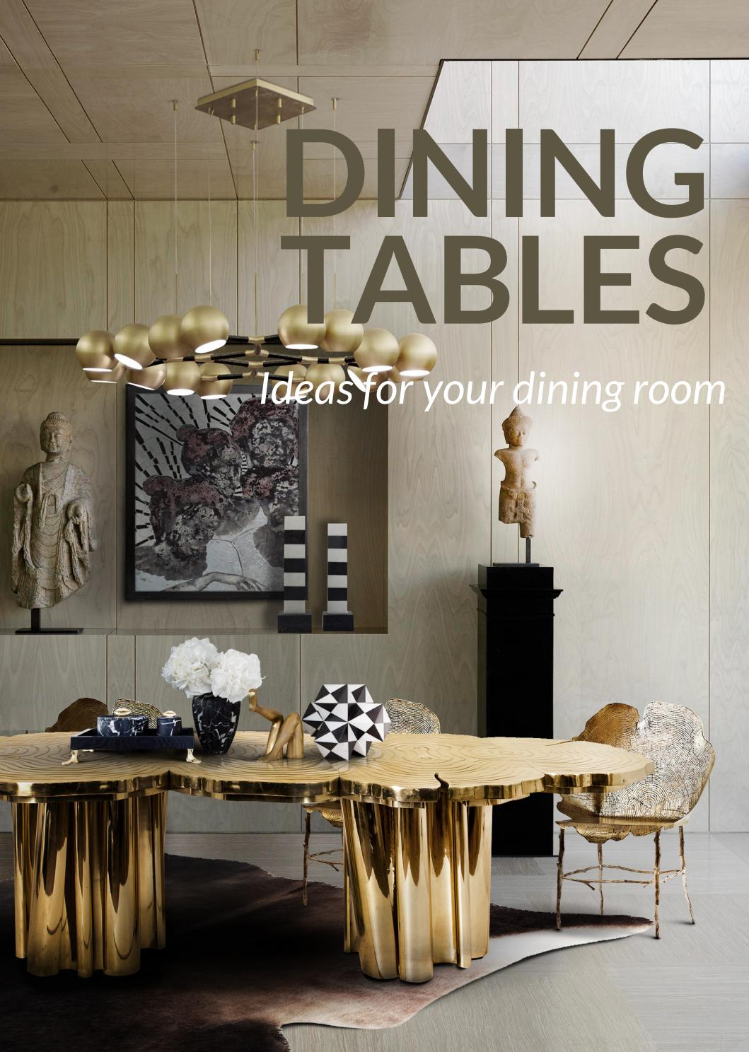 Dining Table Design Catalogue