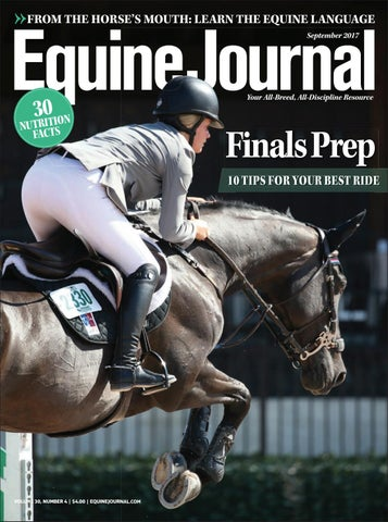 half off 83466 7641f Equine Journal by Cowboy Publishing Group - issuu