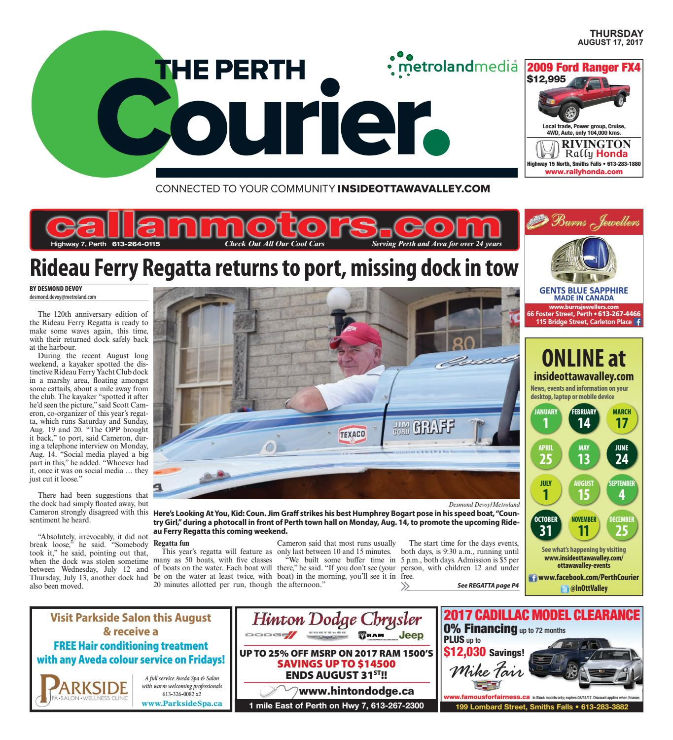 4faf004d404 Perth081717 by Metroland East - The Perth Courier - issuu