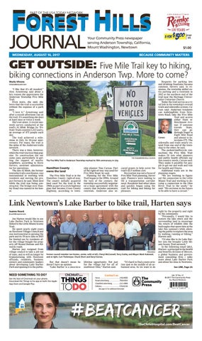Forest hills journal 081617 by enquirer media issuu page 1 sciox Image collections