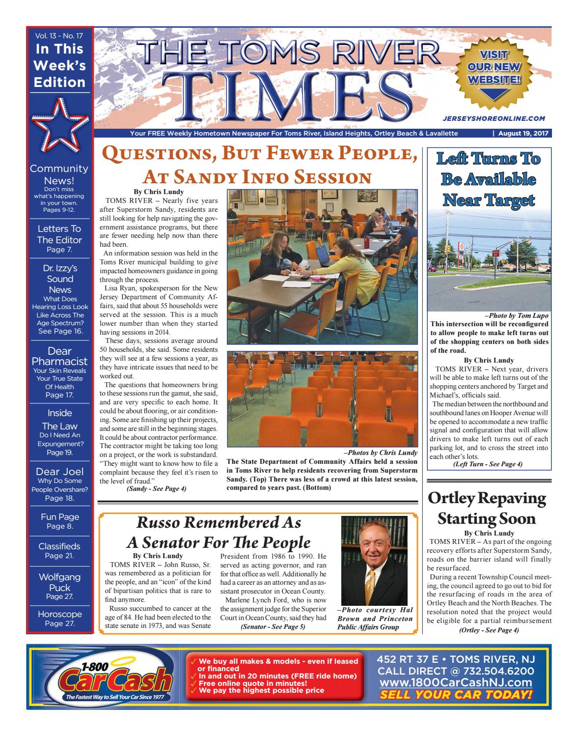 2017-08-19 - The Toms River Times