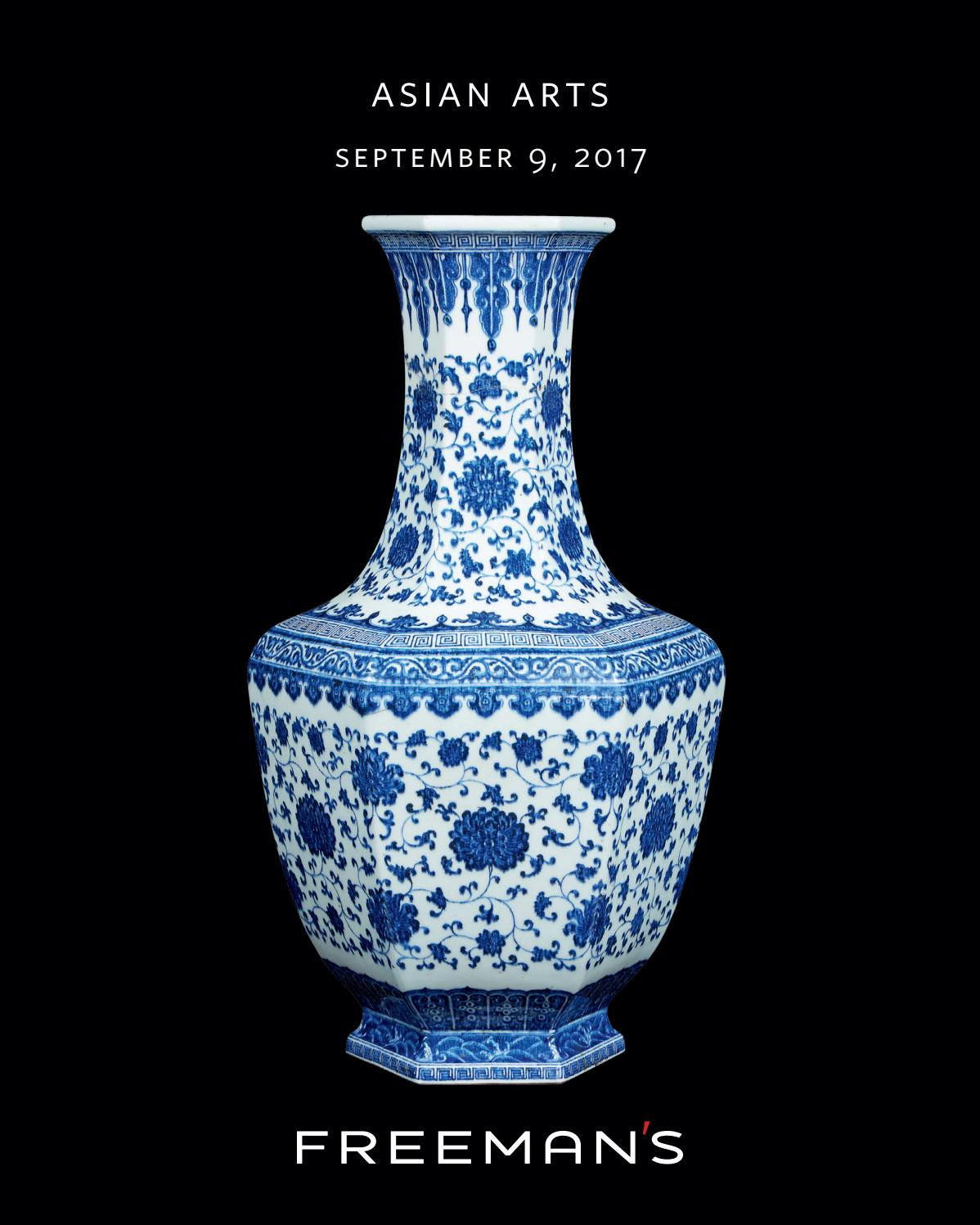 Asian Arts | September 9, 2017 by Freeman\'s - issuu