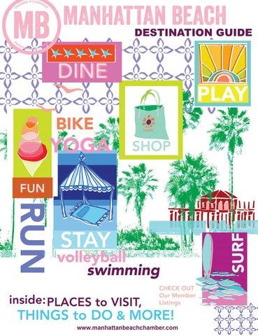 Manhattan Beach 2017 Destination Guide by Atlantic West