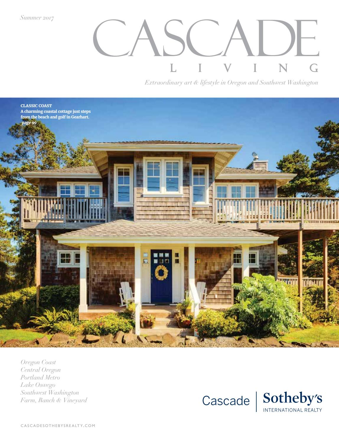 Downtown Classic Coastal Home: Summer 2017 By Cascade Sotheby's