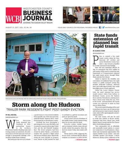 Westchester County Business Journal 082117 by Wag Magazine - issuu