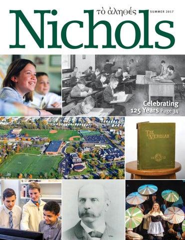 Nichols SUMMER 2017