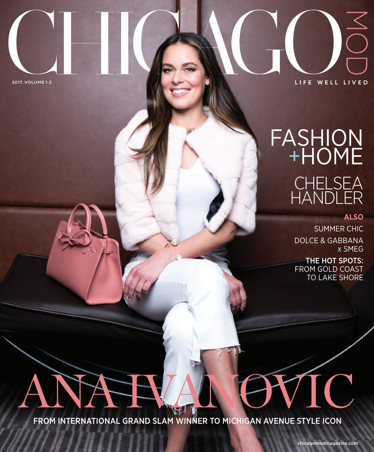 Ana Ivanovic Nue chicagomod - volume 1.2mod media, llc - issuu