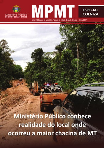 Revista Especial Chacina Colniza -- MPMT