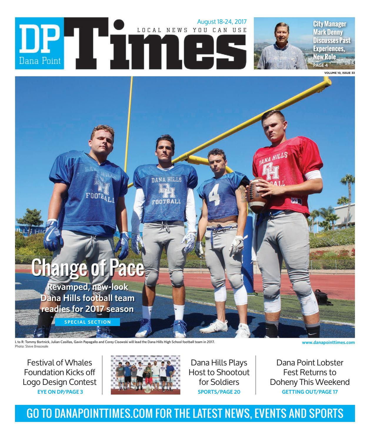 August 18, 2017 by Dana Point Times - issuu