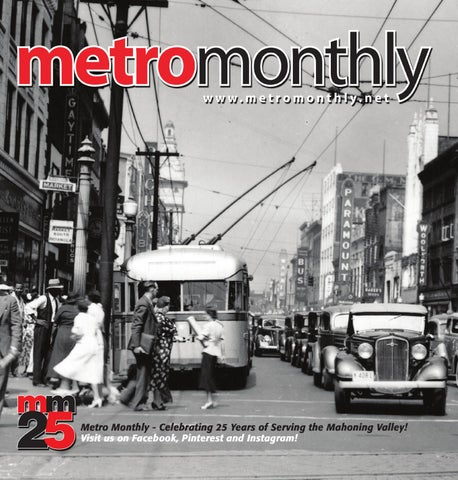 Metro Monthly AUG SEP 2017 By