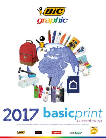 Bic feuerzeuge 2017 by basicprint - issuu