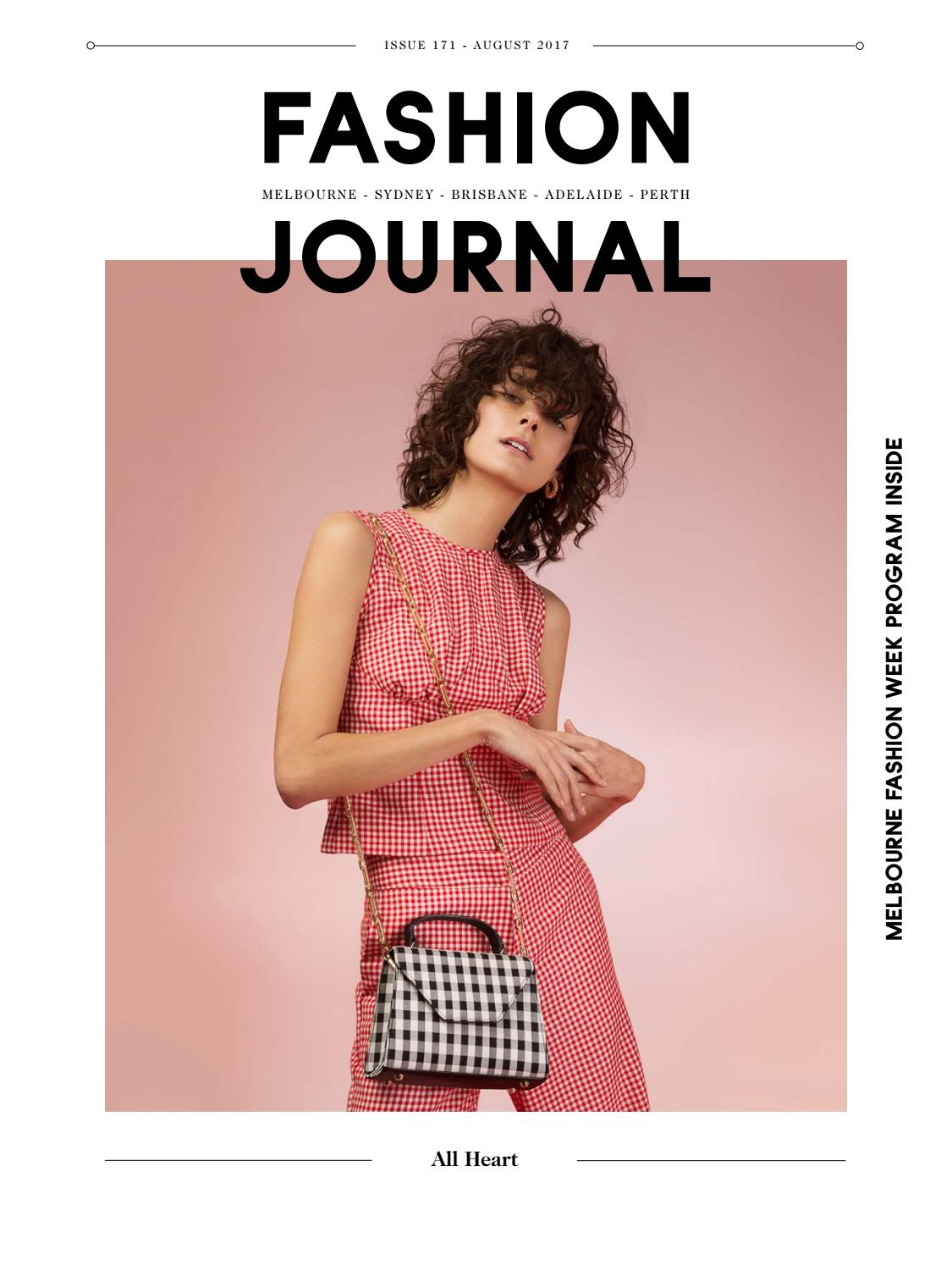 7845341cc72c1 Fashion Journal 171 by Furst Media - issuu