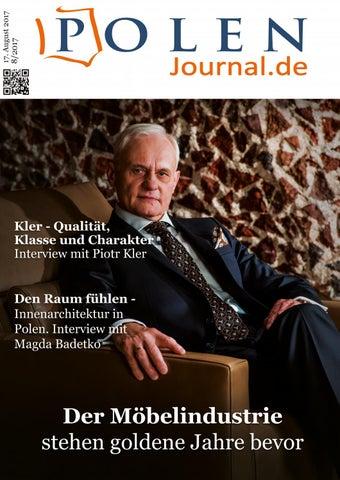 Innenarchitektur Zukunftsaussichten polenjournal de 8 2017 by sc media issuu