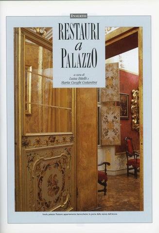 Restauri a palazzo-a cura di Luisa Bitelli e Marta Cuoghi Costantini ... 975535f7a0c