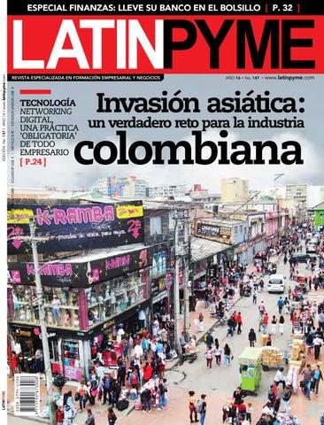 Edición Latinpyme No. 147