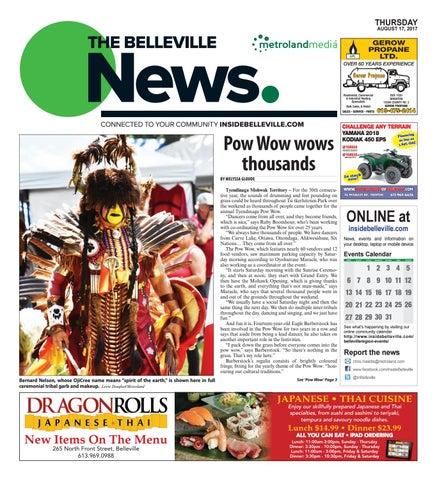Belleville081717 By Metroland East Belleville News Issuu