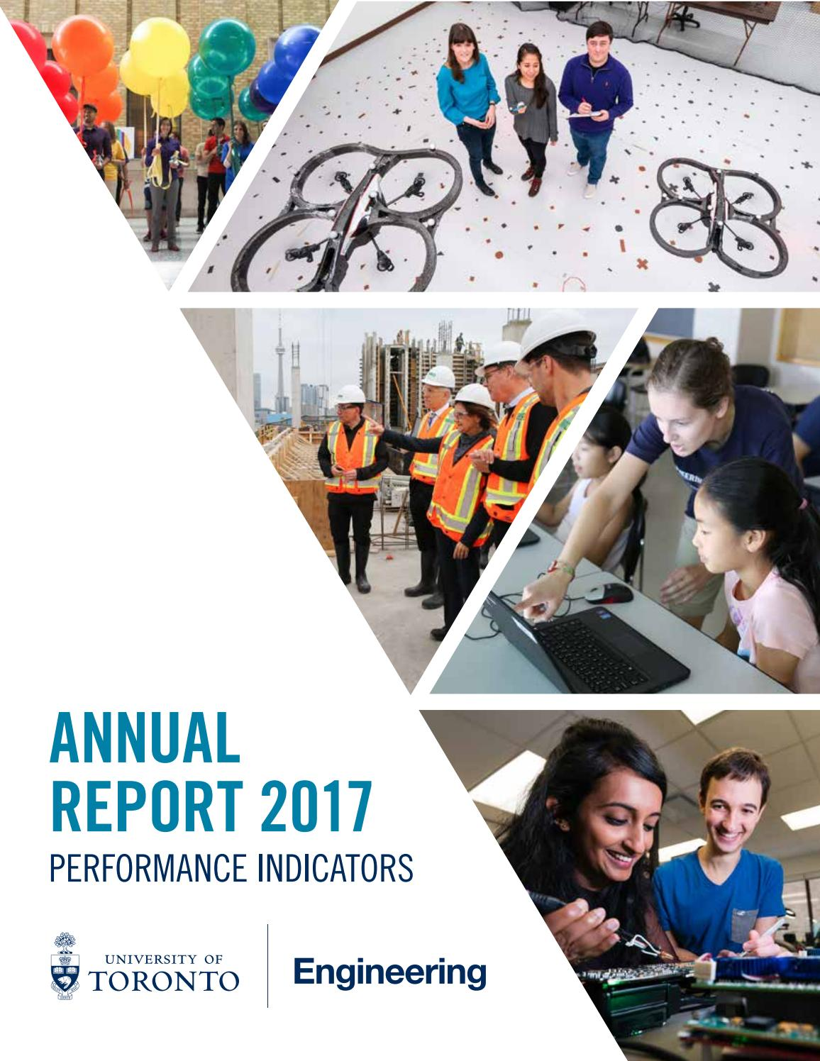Annual Report 2017 Performance Indicators By University Of Toronto Unlabeled Diagram The Muscular System Heather Blog Faculty Applied Science Engineering Issuu