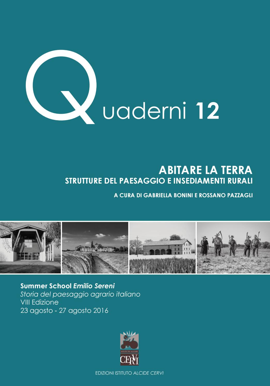 Quaderno 12 by Biblioteca Archivio Emilio Sereni - issuu cb098ec681f