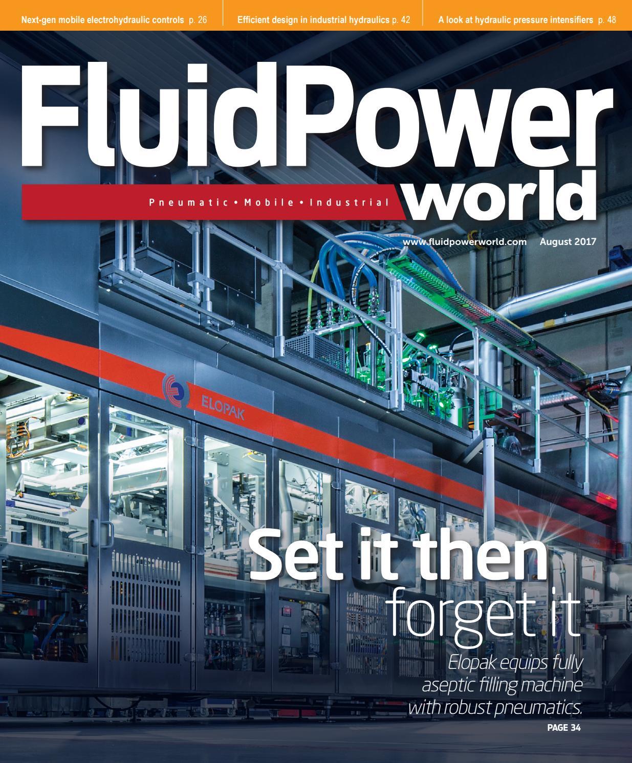 Fluid Power World August 2017 By Wtwh Media Llc Issuu Fan Control Switches At Aubuchon Hardware