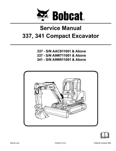 Excavator Swing Motor Leak