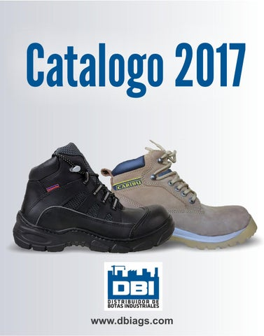 550b2d5291701 Catalogo botas industriales 2017 by Distribuidor de botas ...