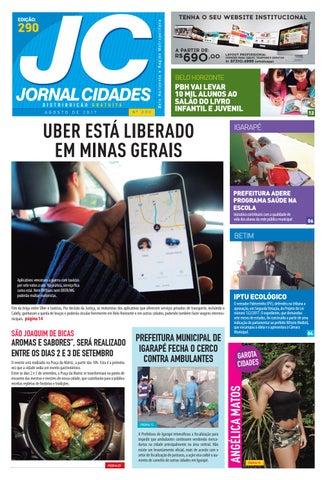 3a005376a4d2f Jornal cidades edicao 290 by Jornal Cidades - issuu