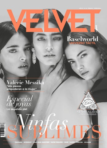 b82c11b0fbb3 Velvet Verano 2017 by Geot  Grupo Editorial On Time  - issuu