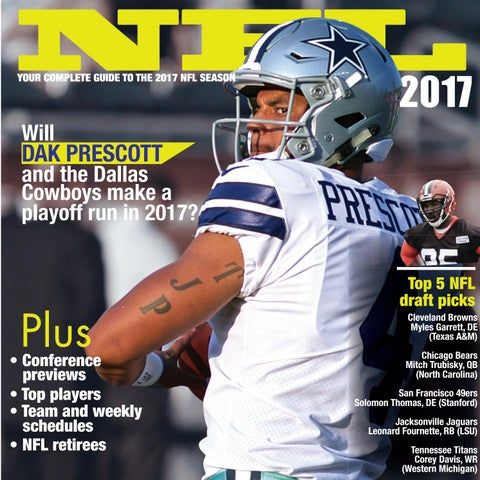 330df88d 2017 NFL Preview by Columbia-Greene Media - issuu