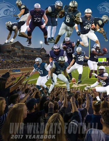 abdf015c8dff UNH Wildcats Football Media Guide 2017 by University of New ...