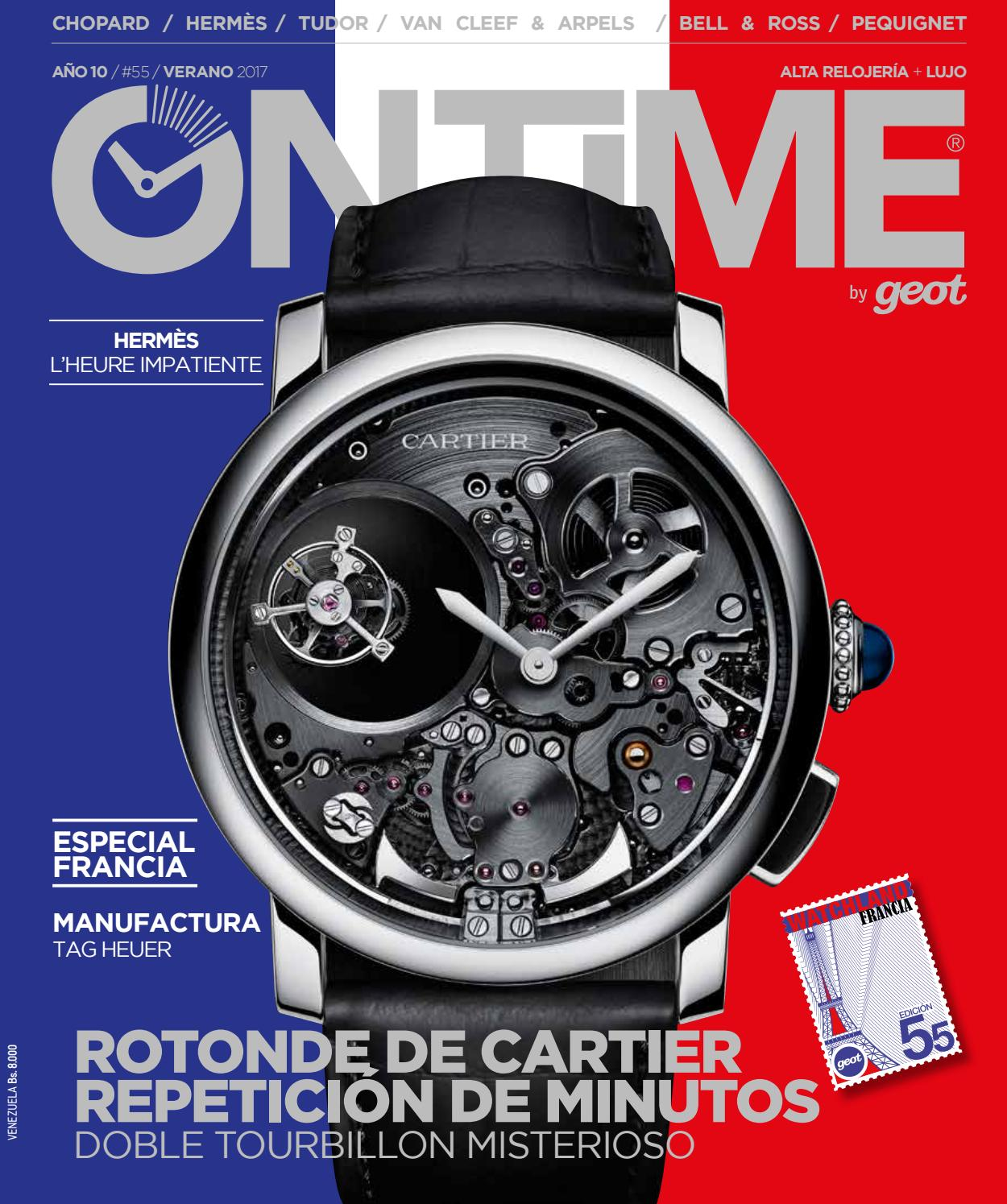 baefeff19e2d On Time VERANO 2017 by Geot  Grupo Editorial On Time  - issuu