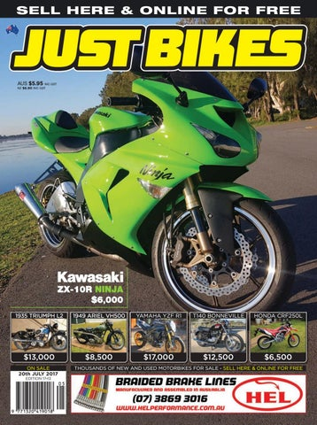 Just bikes 20 july 2017 freemags cc by Peter Ström - issuu