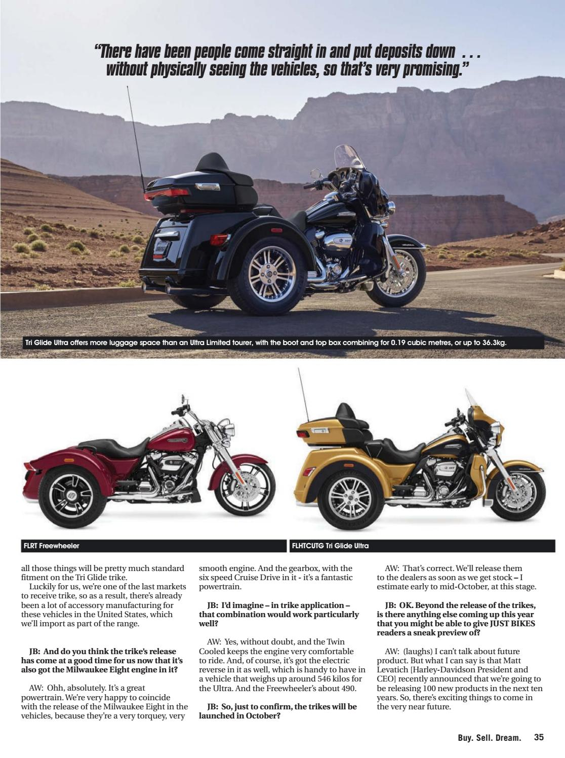 Just Bikes 20 July 2017 Freemags Cc By Peter Ström Issuu