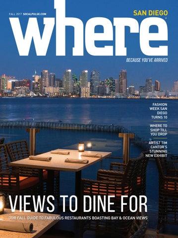 c2a6b1adee WHERE San Diego Magazine Fall 2017 by SoCalMedia - issuu