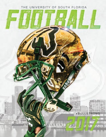 2017 Usf Football Media Guide By Usf Bulls Issuu