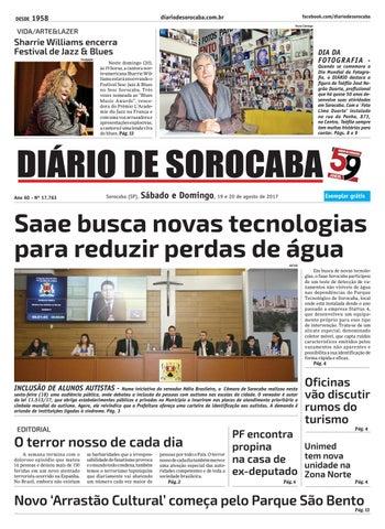 Sábado, 19 de agosto by DIÁRIO DE SOROCABA - issuu c94ac1534e