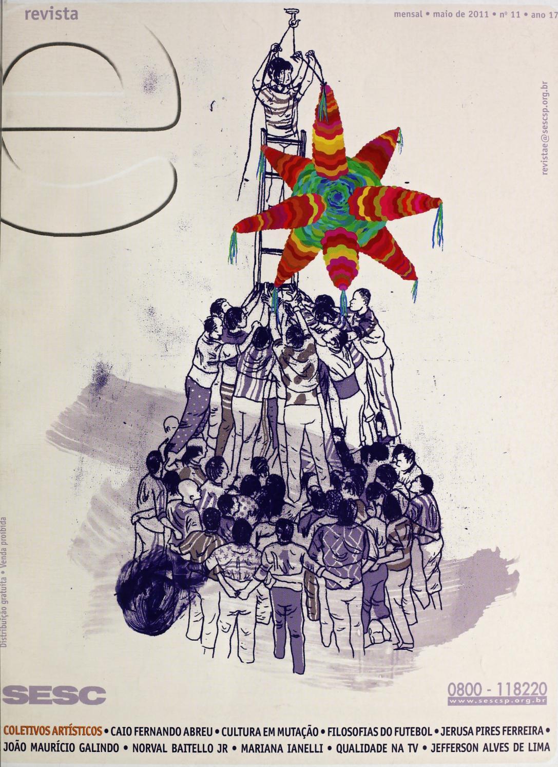 Revista E - Maio de 2011 - ANO 17 - Nº 11 by Sesc em São Paulo - issuu 528966d4fe392