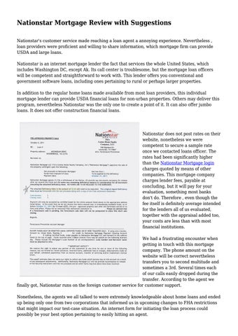 nationstar mortgage review with suggestionscloudtechgreat - issuu