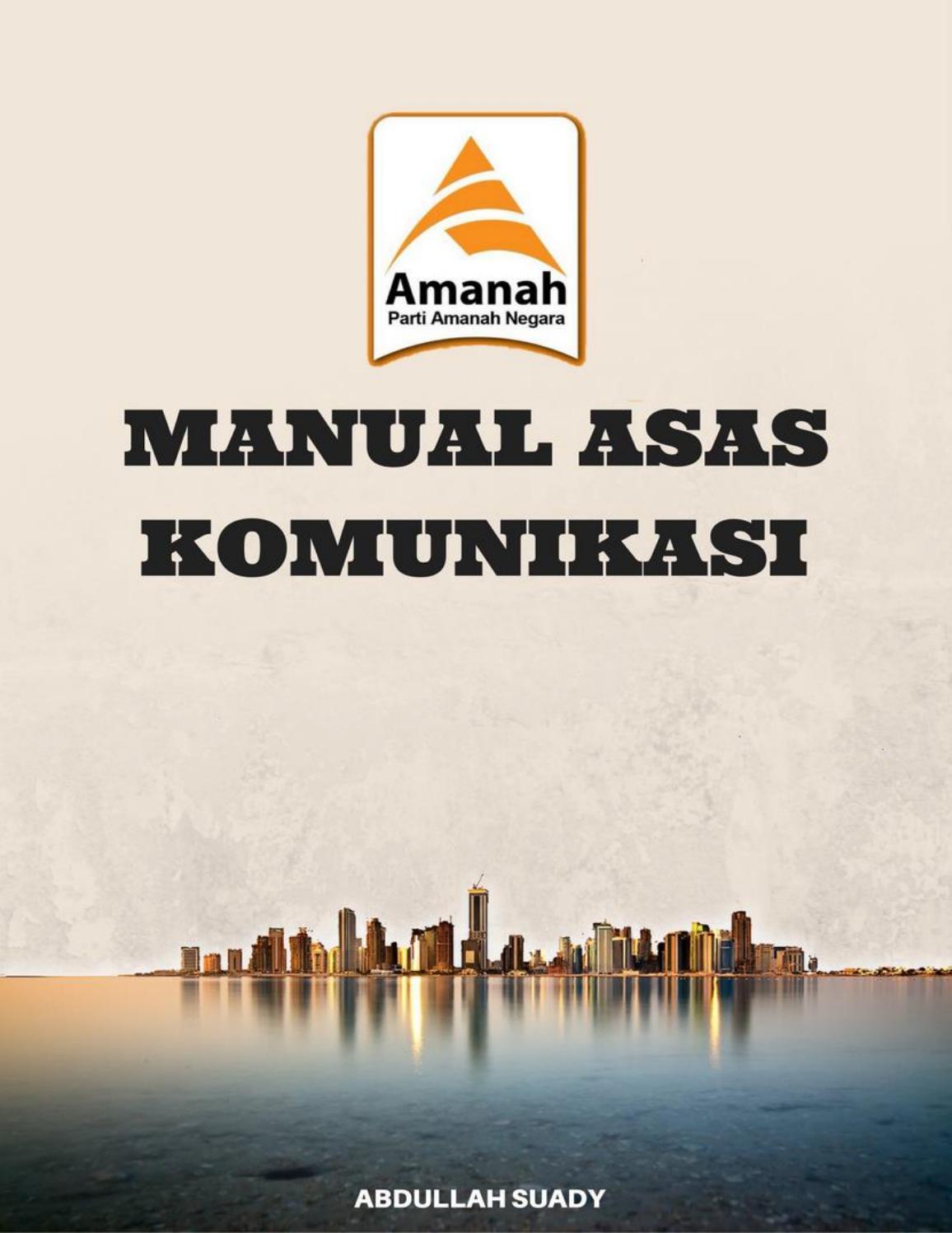 Buku Komunikasi By Abdullah Suady Ramadhan Issuu