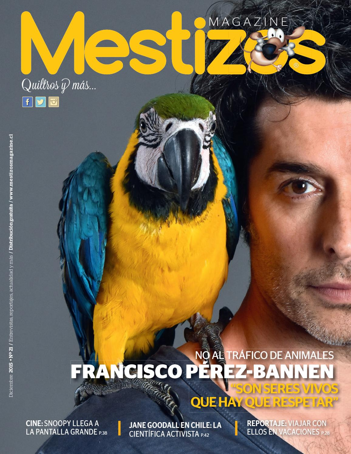 Revista Mestizos Magazine n° 21