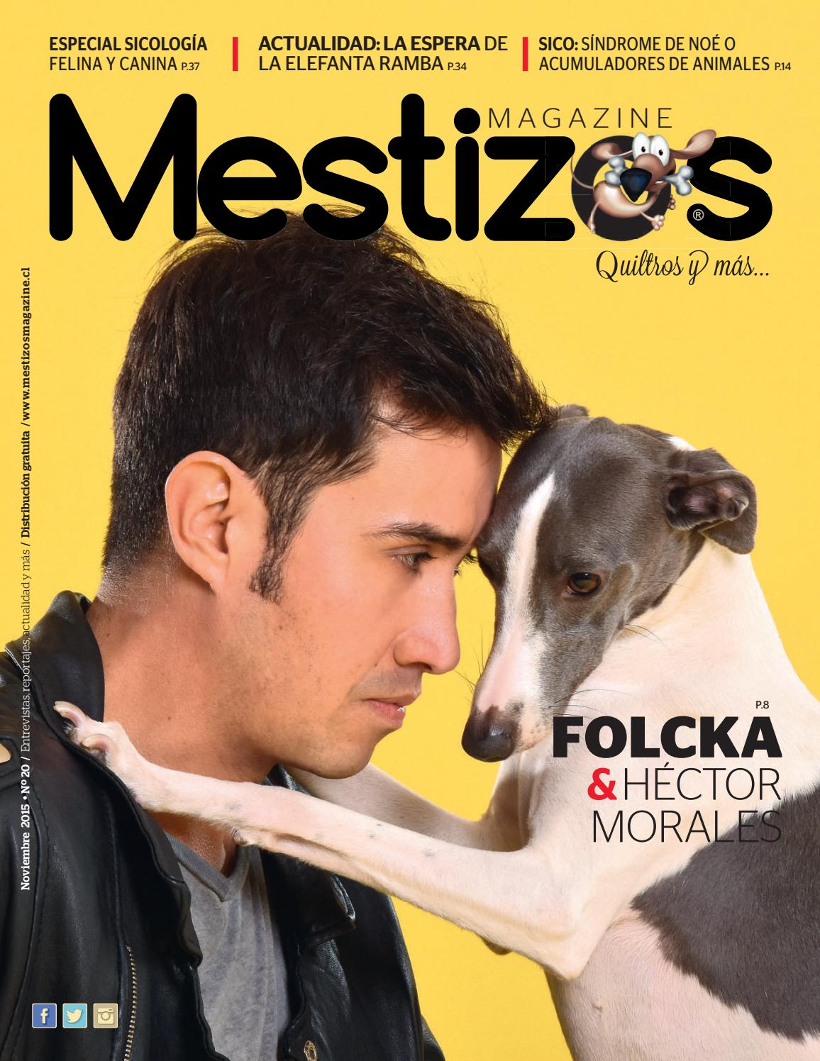 Revista Mestizos Magazine n° 20