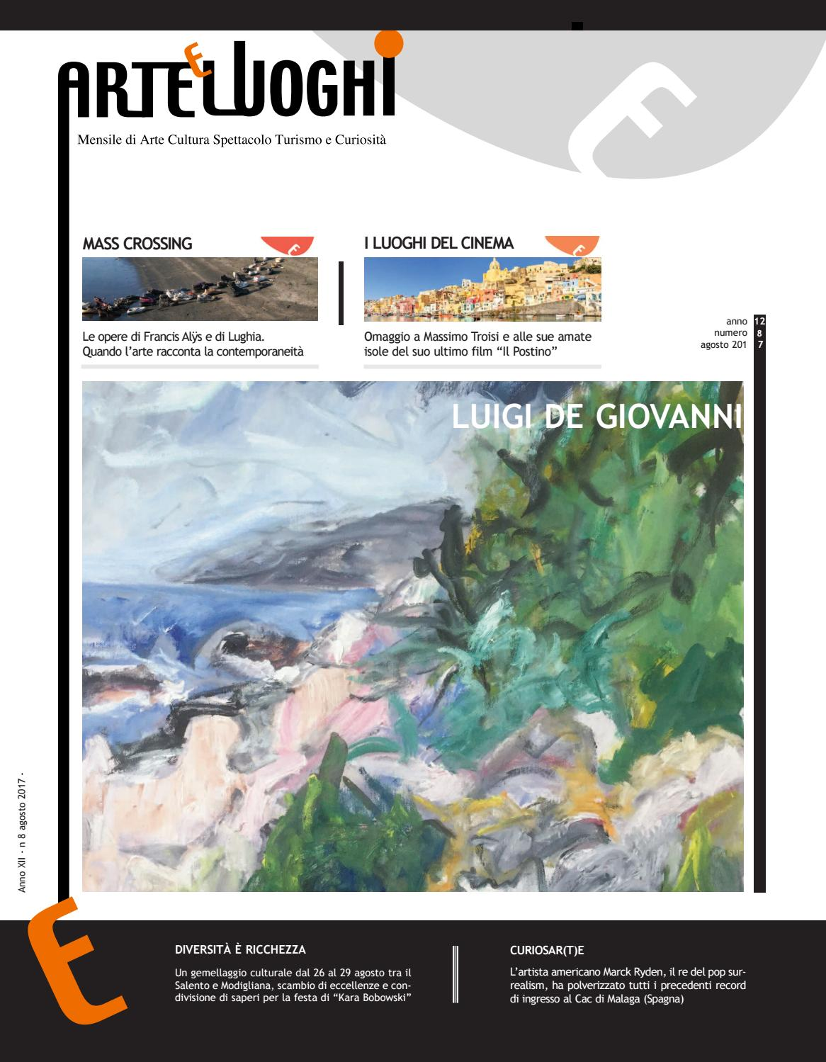 Arte e Luoghi Agosto 2017 by arteeluoghi - issuu 7ff0a13acf38